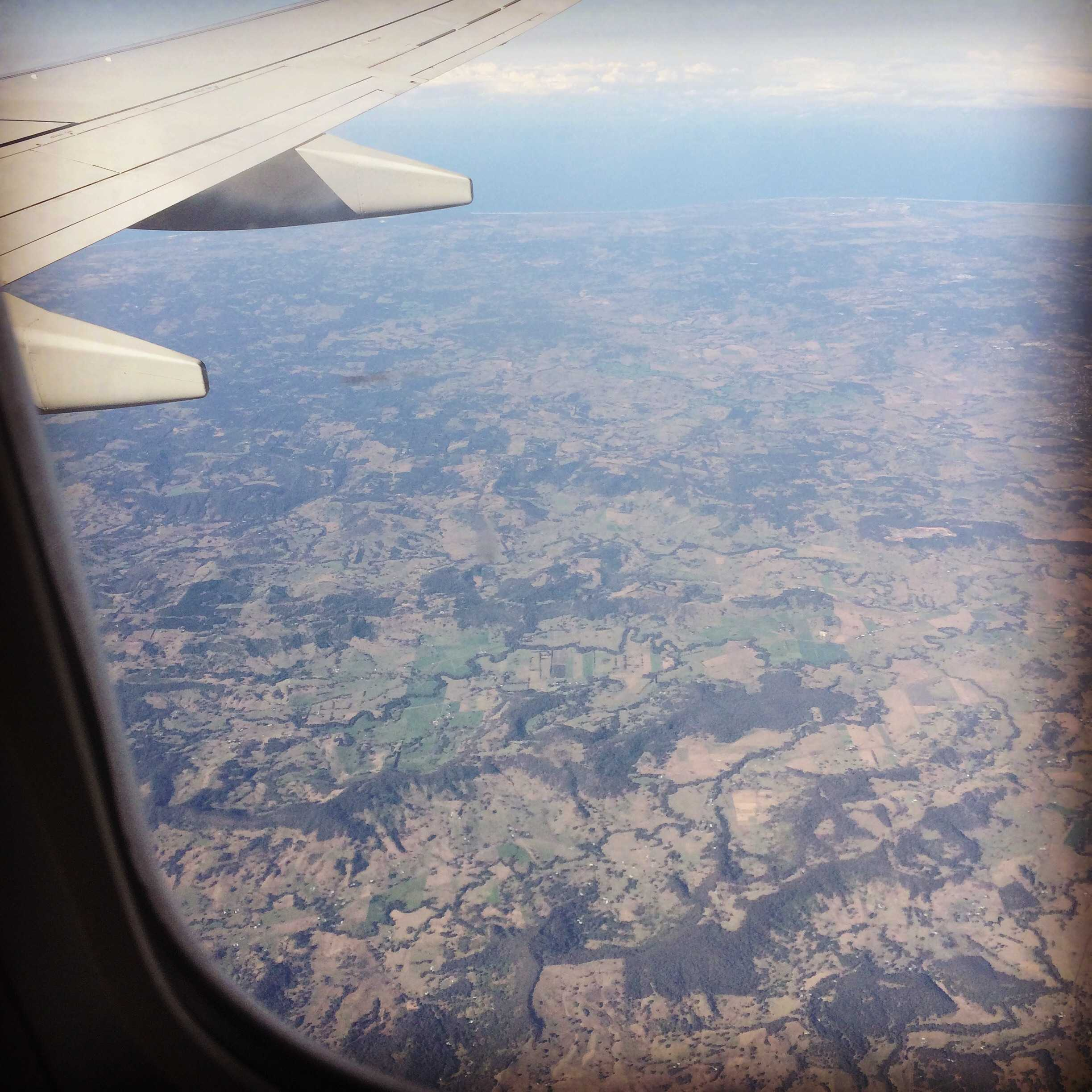 Admirable Best Plane Window Seat View Between Melbourne And Brisbane Cjindustries Chair Design For Home Cjindustriesco