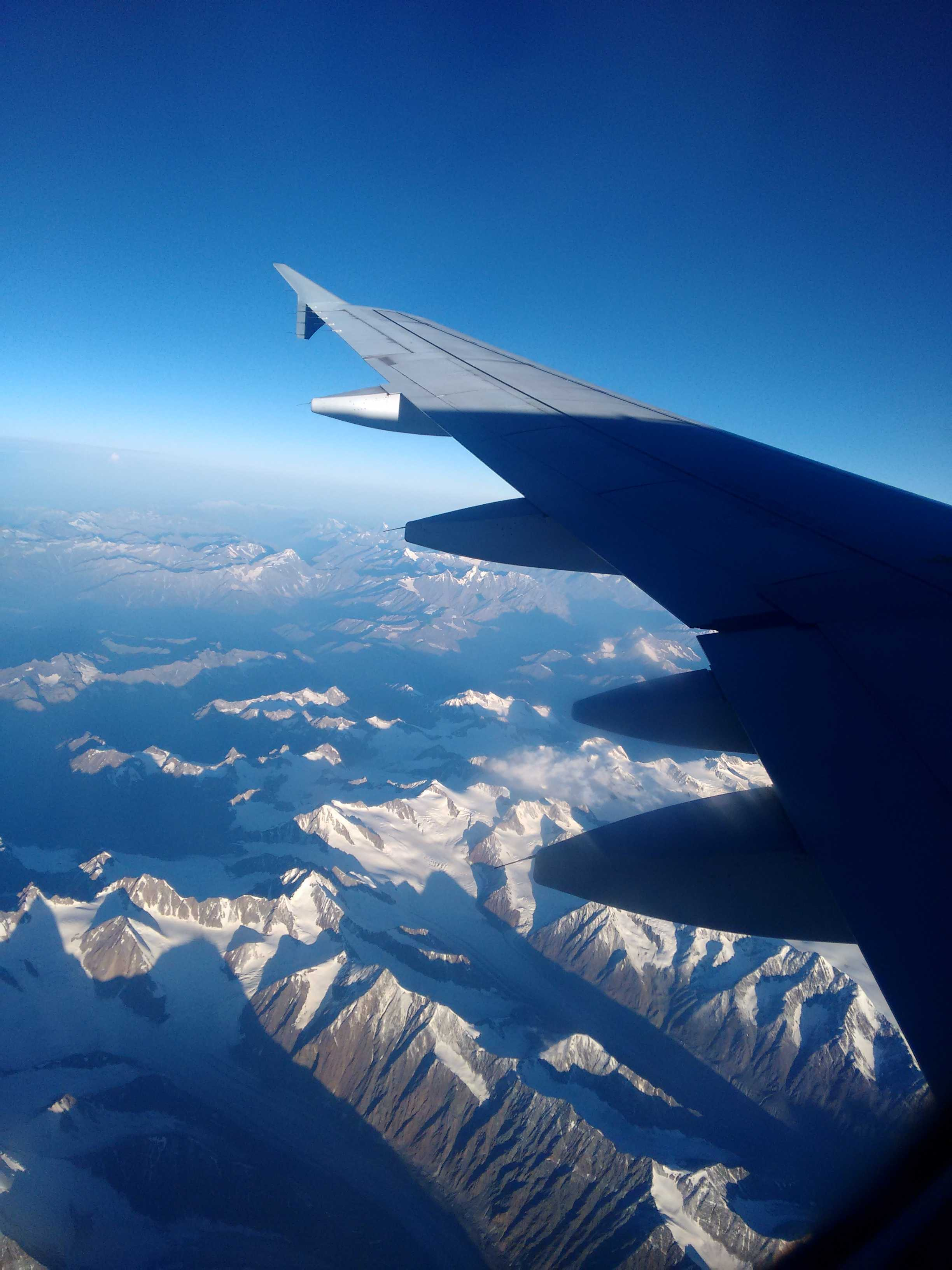 Surprising Best Plane Window Seat View Between New Delhi And Leh Dailytribune Chair Design For Home Dailytribuneorg