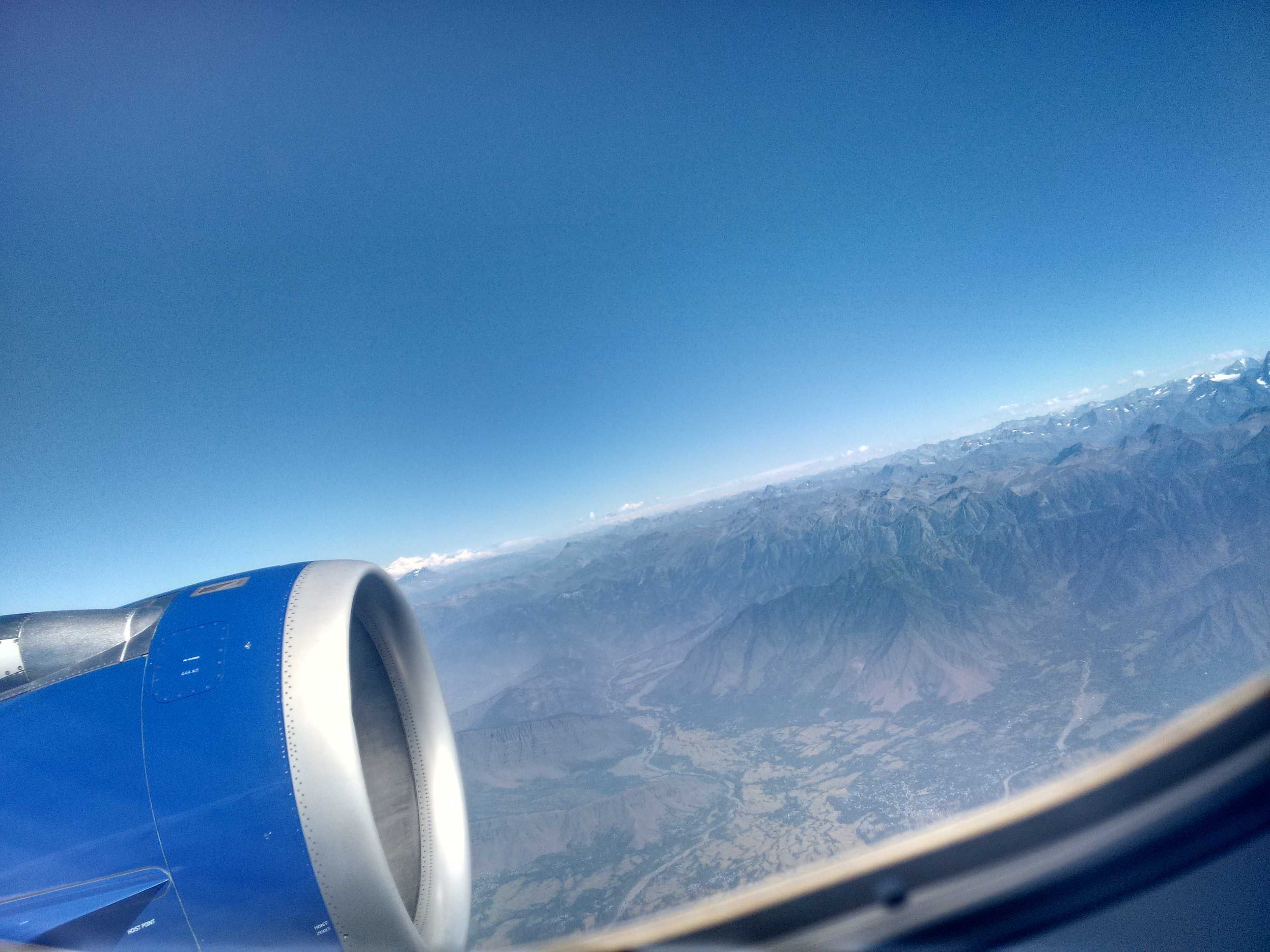 Enjoyable Best Plane Window Seat View Between Jammu And Srinagar Ocoug Best Dining Table And Chair Ideas Images Ocougorg