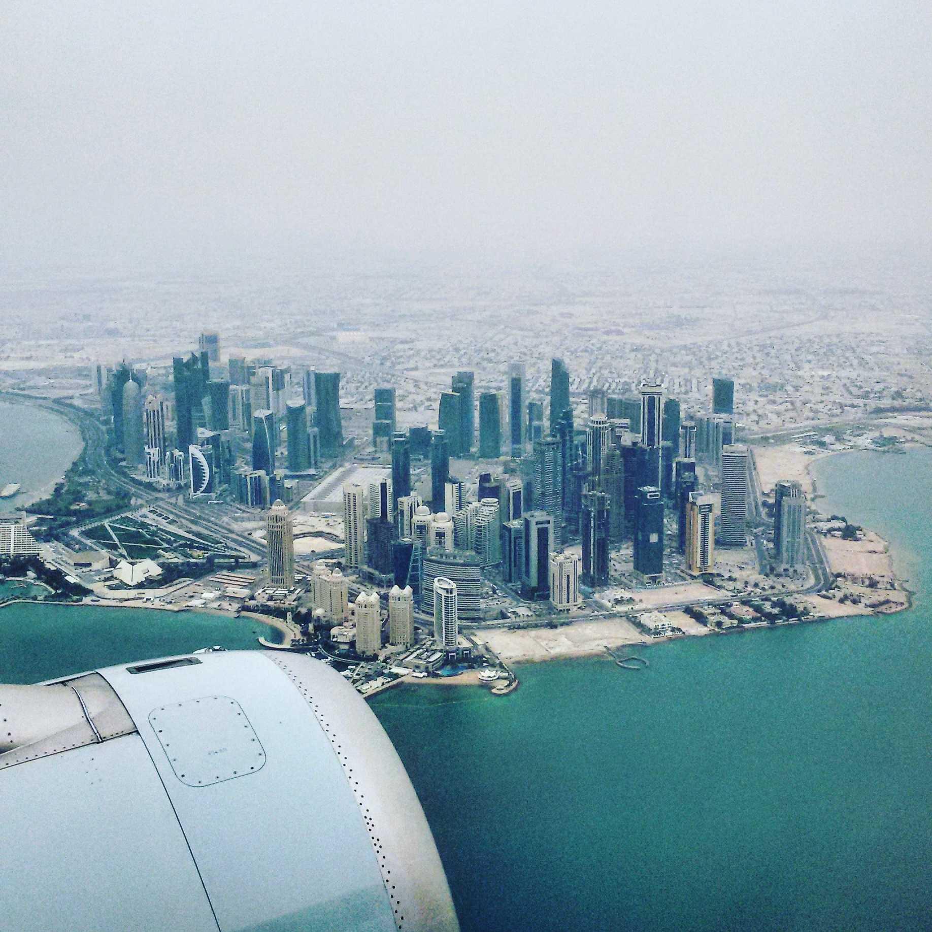 Astonishing Best Plane Window Seat View Between Doha And Belgrade Bralicious Painted Fabric Chair Ideas Braliciousco