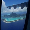 scapeside which side view Bora Bora